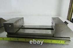 Suburban Tool Steel Precision Machinist Vise 4 inch Opening