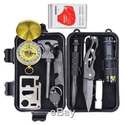 Survival Kits (10) Marine RECON / Navy Seal Tactical Outdoor Tools and Gear