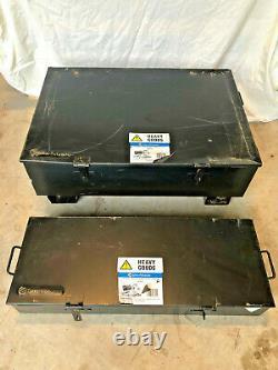 Sykes-Pickavant 20505000 50 Tonne Hydraulic Loadstar Plus Comprehensive Kit