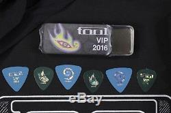 TOOL band 2016 vip merch pack men's large shirt size