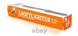TWO (2) LOOFTLIGHTER 70018 Charcoal & Fireplace/Wood Lighter Tool