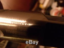 Taylor Tool co TR38 x 3 Trapezoidal Metric Left Hand Thread Tap TR 38 3.0 TR38x3