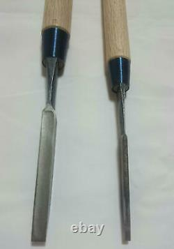 Toward waiting chisel two set Wholesale Lots DIY carpenter tools Japan