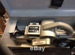 Two Versa Plane 653 power planers, one Rockwell, one Porter Cable