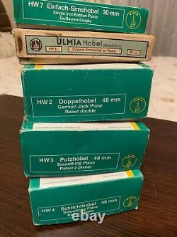 Ulmia Ulmia Hw2, Hw3, Hw4, Hw7, Hp8