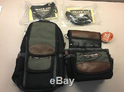 VETO PRO PAC TECH-PAC, BACK PACK TOOL BAG, COMBO With MB2 and TP4 Tool Pouches