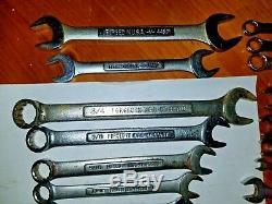 Vintage Craftsmen Wrenches V, VV, VA Series (LOT OF 36)