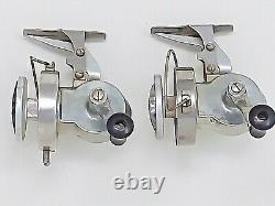 Vintage OTCO Slip Cast Reel Lot of 2 Manufactured by Ohio Tool Co Cleveland