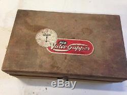Vintage P&G Valve Gapper Model 300