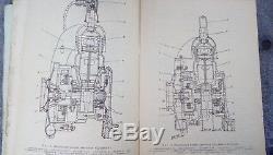 Vintage Soviet Russian USSR retro petrol chainsaw Druzba-4 elektron from 1980's
