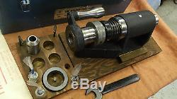 Weldon Tool Company Axial Relieving Fixture Tap and Endmill sharpening Grinding