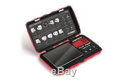 Wholesale 10 ScalesTruweigh Tuf-1000 Red Digital Scale 1000g x 0.1g Gold Silver
