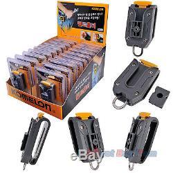 Wholesale 20 Komelon Measuring Tape Waist Belt Clip Holder with Tool Hanger Ring