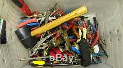 Wholesale Lot of Hand Tools Wrenches, Pliers, Scree Drivers, Drills, Sockets