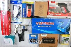 Wholesale Lot of TOOLS & AUTOMOTIVE Products, 55 pieces, MSRP over $2000