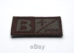 Wholesale Lots Fabric Embroidered Hook Patch Medical Alert Armband Tools