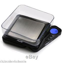 Wholesale Pocket Scales AWS Blade-1KG American Weigh 1000g x 0.1g Case Lot TEN