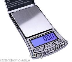 Wholesale Scale Case of FIFTY American Weigh IDOL-100 Pocket Scale 100g x 0.01g