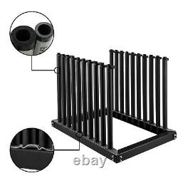 Windshield Rack 9 Slot Lite Auto Glass with PVC Rubber Protection Foam Pads