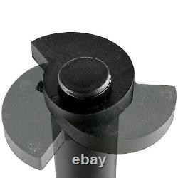 Windshield Rack, Windshield Truck Rack, 9 Slot Lite Auto Glass Rack, with PVC Pad