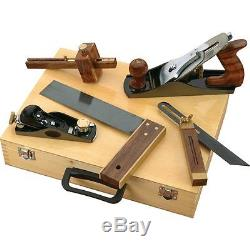 Woodstock 5 pc. Professional Woodworking Kit D4063 Hand Tool