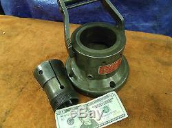 Zagar 7 Stationary Chuck Lever 707 Series collet Indexing 2 Capacity has 3/8